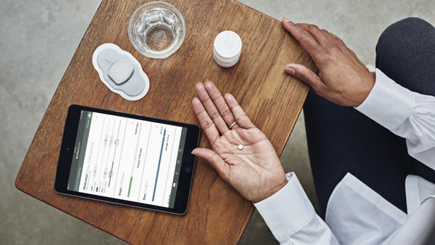 World's First Electronic Smart Pill Approved By The FDA