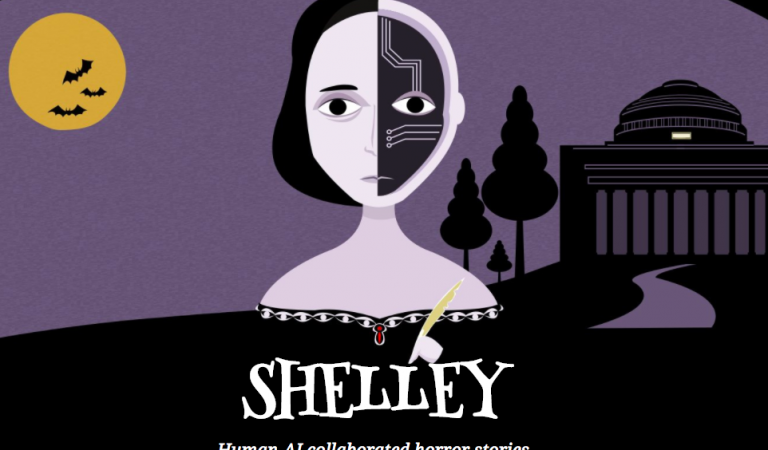 Shelly Is A New Horror Story Writing Robot That Is Ready To Give You Nightmares This Halloween