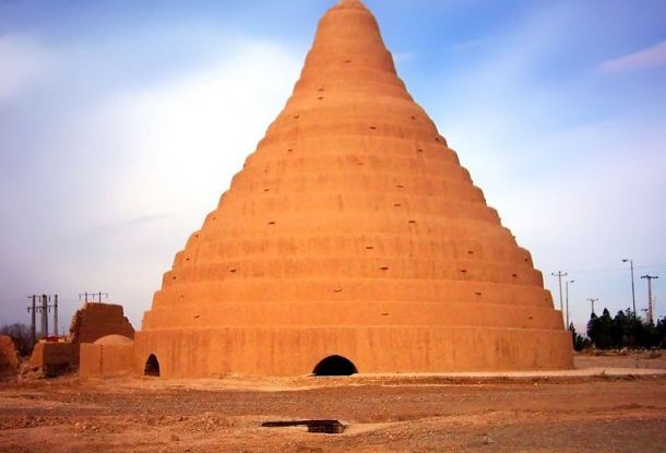 The Purpose Behind These Ancient Bizarre Structures In Present Day Iran Will Surprise You