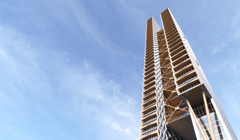 This 80-Story Skyscraper In Chicago Will Be Constructed Entirely Out Of Wood