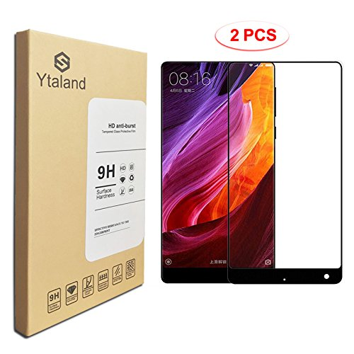Ytaland Screen Protector For Xiaomi Mi Mix 2