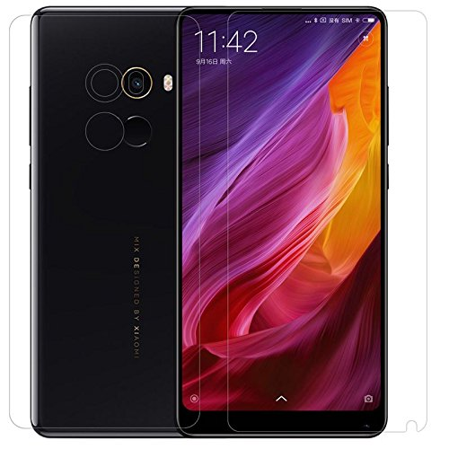 DISLAND Anti-Scratch Screen Protector for Xiaomi Mi Mix 2