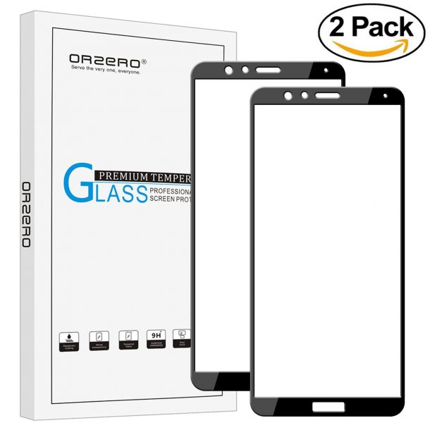 Orzero Tempered Glass Screen Protector for Huawei Honor 7X