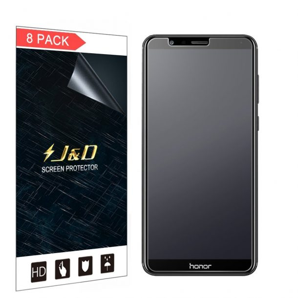 J&D Premium Matte Screen Protector for Huawei Honor 7X