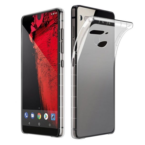 Mangix Flexible Cover Case for Essential PH-1