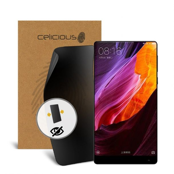 Celicious Visual Black Out Screen Protector