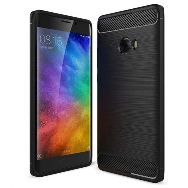 AVIDET Soft Gel TPU Silicone Cases for Xiaomi Mi MIX 2