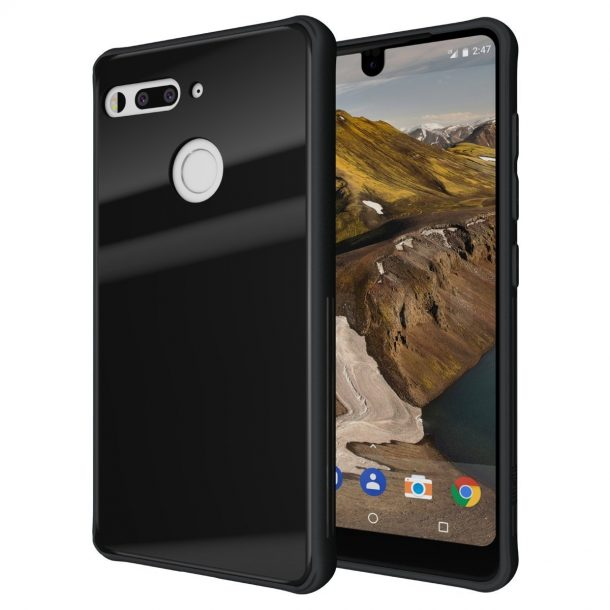 TUDIA Bumper Shock Absorption Case for Essential PH-1