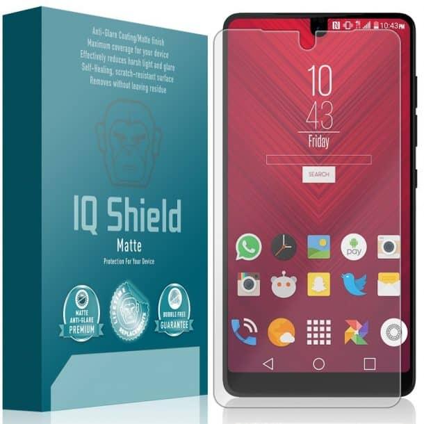 IQ Shield Matte Screen Protector for Essential PH-1