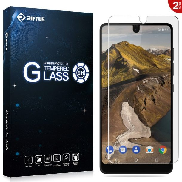 RIFFUE Essential Screen Protector for Essential Phone PH-1