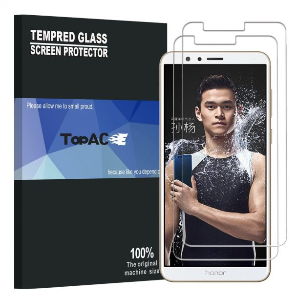 TopACE Tempered Glass Screen Protector for Huawei Honor 7X