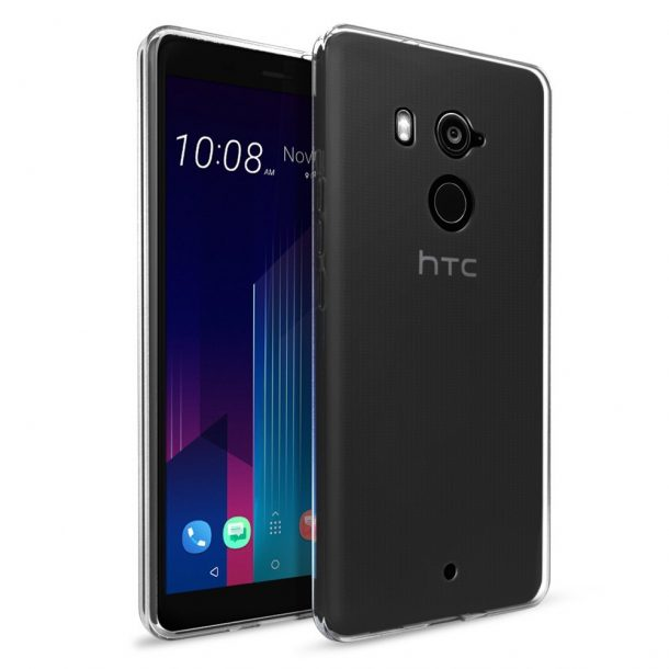 TPU Silikonh/ülle Handyh/ülle Kratzfest Durchsichtige Stylisch Muster Design Robust Leicht Passgenau Case Angry Lion Aksuo for HTC U11 Plus H/ülle Silikon