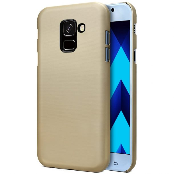 TopACE Superior Quality Slim Shell Cover Case for Samsung Galaxy A8 2018