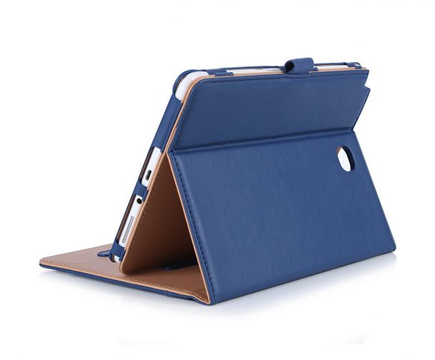 ProCase Standing Cover Folio Case for Samsung Galaxy Tab A 8.0