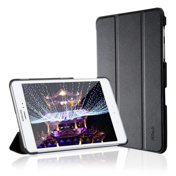 JETech Slim-Fit Case for Samsung Galaxy Tab A 8.0
