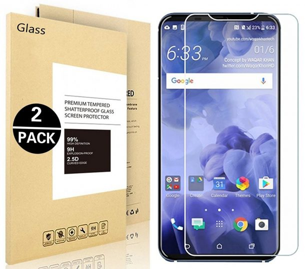 Vigeer Tempered Glass Screen Protector