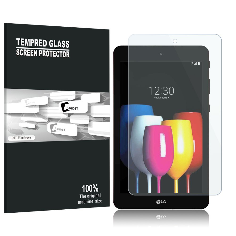 Tablet Tempered Glass Screen Protector Cover For LG G Pad IV 8.0
