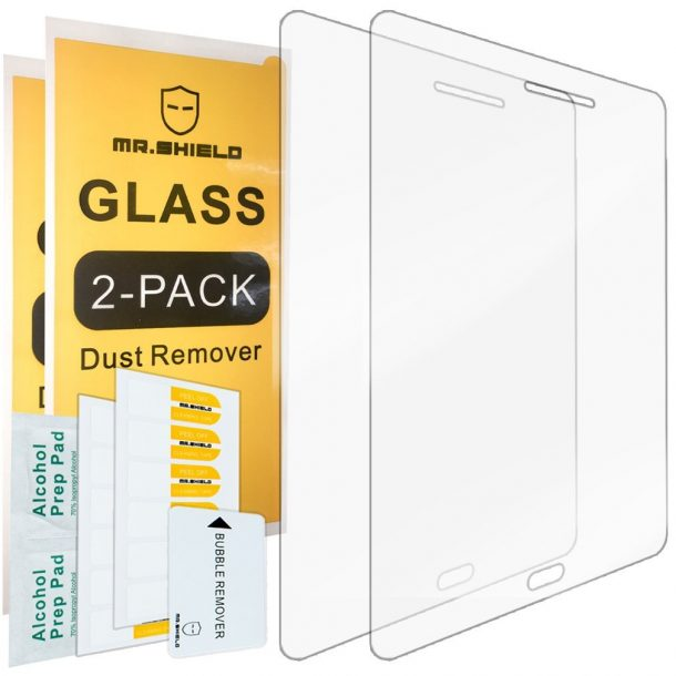 Mr. Shield Tempered Glass Screen Protector ($8.95)