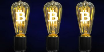 Bitcoins energy cost