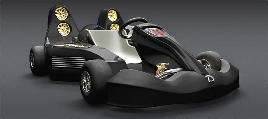 Daymak C5-Blast 1 go-kart
