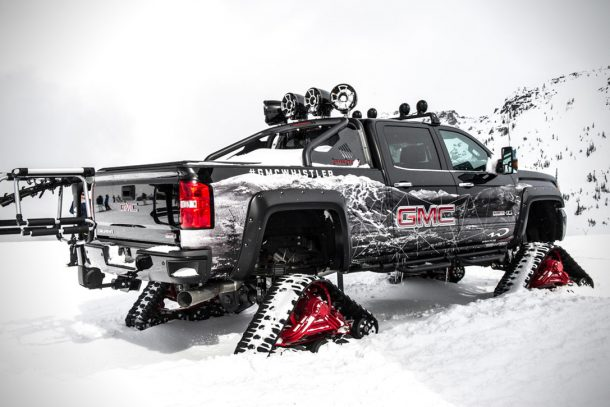 GMC All-Mountain