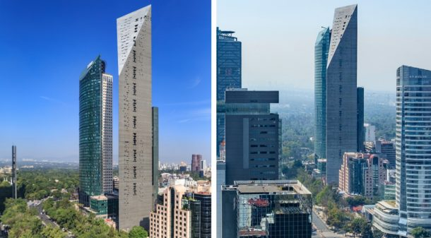 Torre Reforma by LBR A Architects