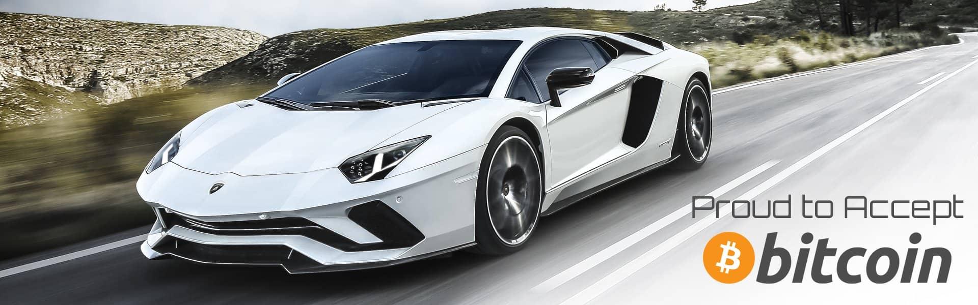 Lamborghini accepts bitcoins sports betting advice nfl draft
