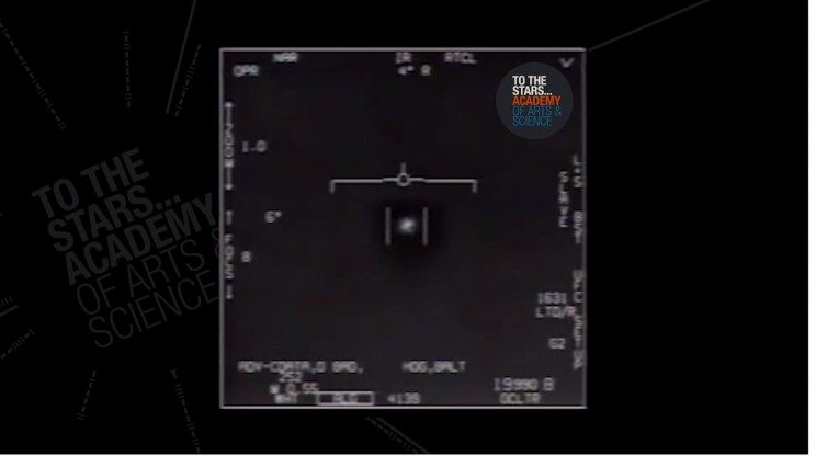 Pentagon releases fighter jet footage of mysterious UFO encounter