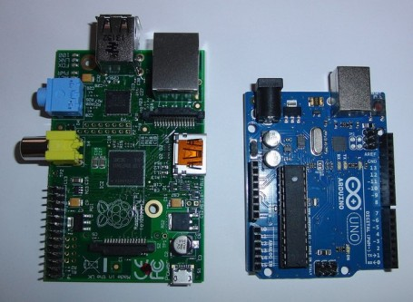 arduino vs raspberry