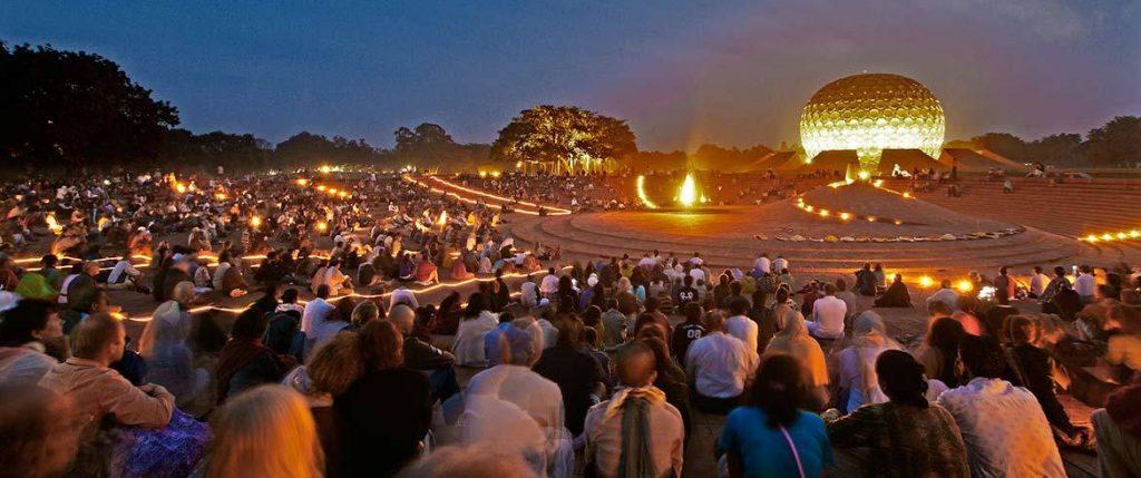 city auroville india