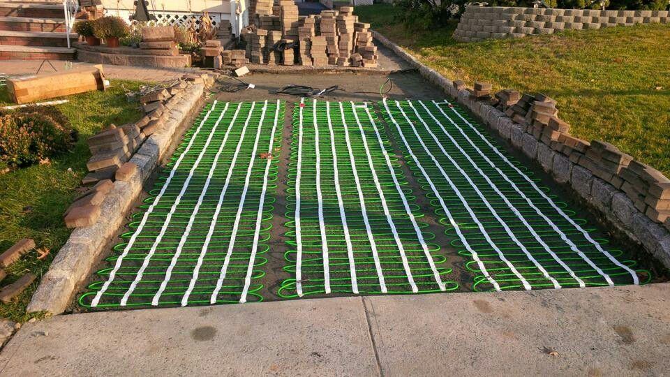 mat paving stone driveway leeca cheap cobblestone mats the