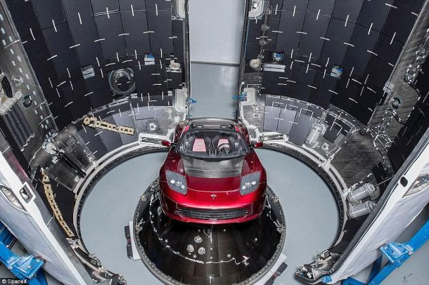 SpaceX will conduct engine test of its Falcon Heavy rocket on Tuesday