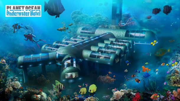 Planet Ocean Underwater