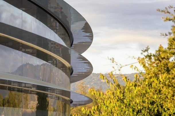Apple Employees Keep Walking Into Glass Walls In The New HQ