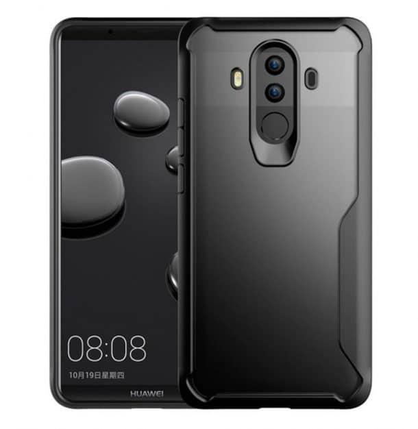 TopACE Soft Silicone Protective Huawei mate 10 porsche design cases