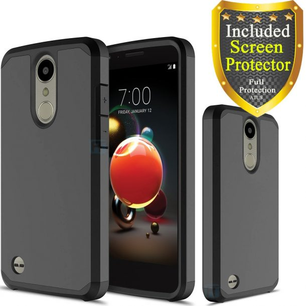 ATUS Hybrid Dual Layer Protective Case for LG Aristo 2