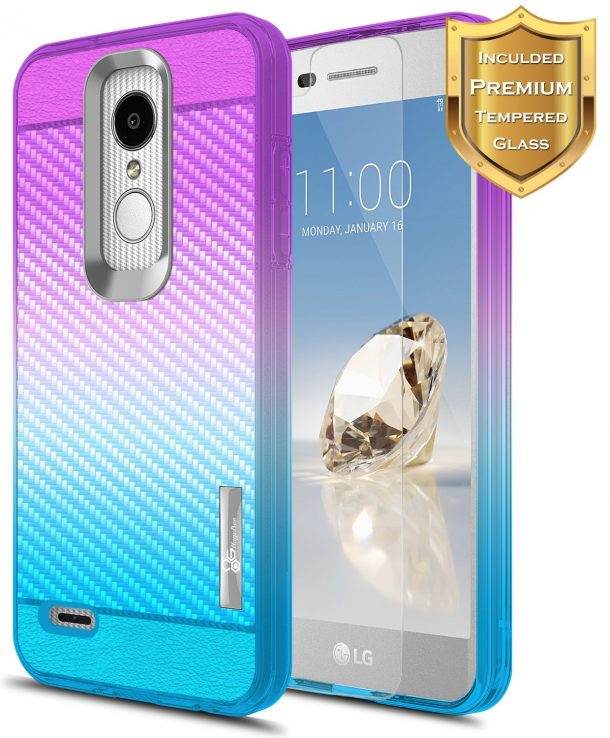 NageBee Soft Protective Case for LG Aristo 2