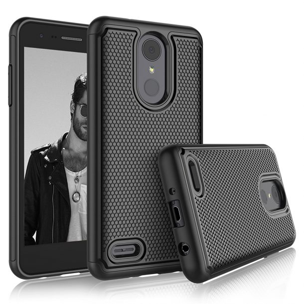 Tekcoo Shock Absorbing Protective Case for LG Aristo 2