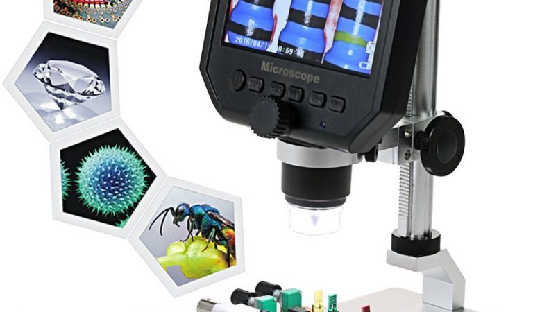 10 Best Electronic Microscopes
