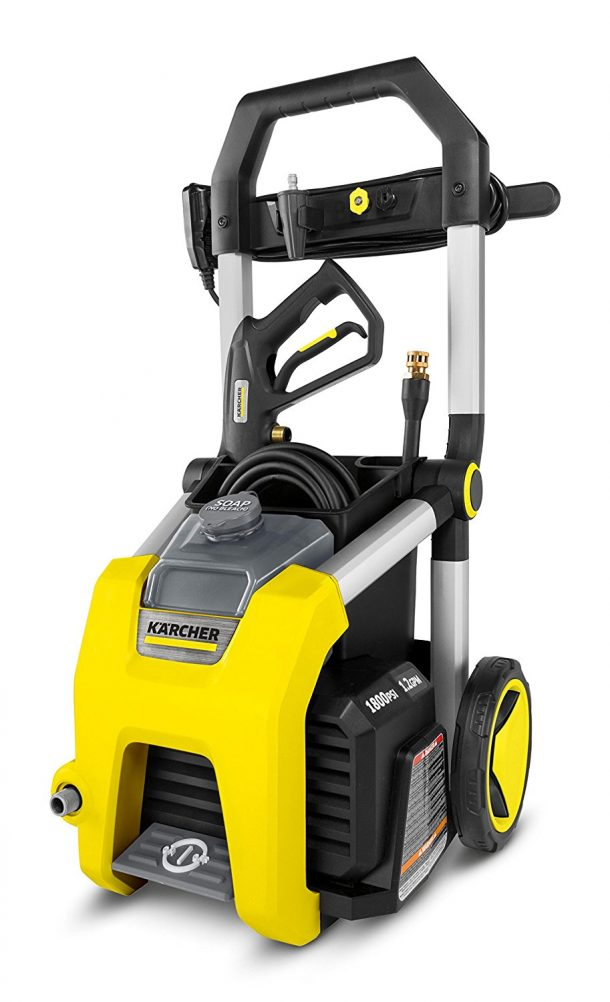 10 Best Pressure Washers For Home
