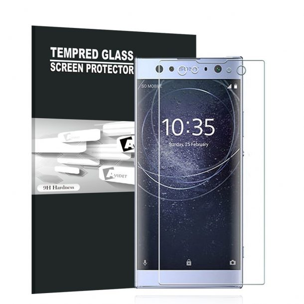 AVIDET Ultra Tempered Glass