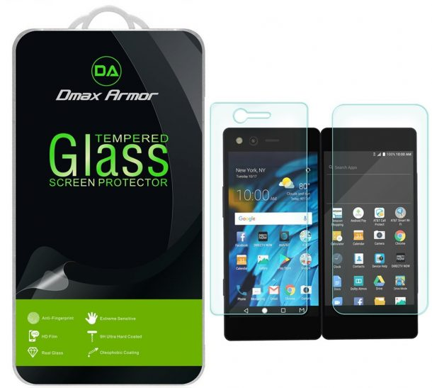 Dmax Armor Tempered Glass Screen Protector