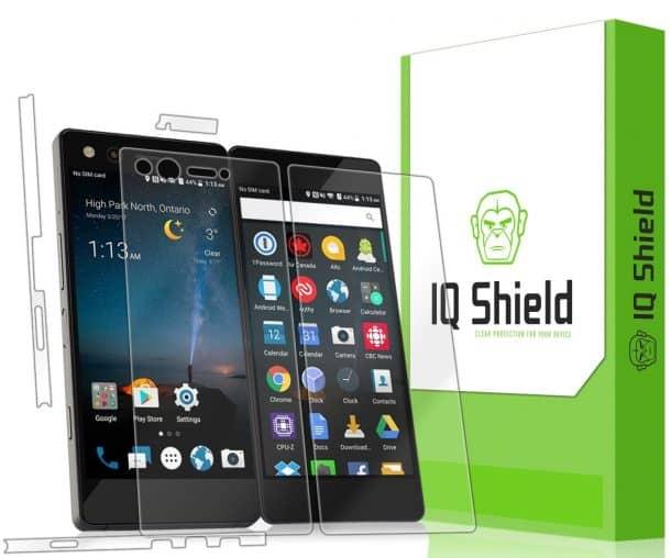 IQ Shield LiQuidSkin Screen Protector
