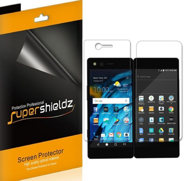 Supershieldz Tempered Glass Screen Protector for ZTE Axon M