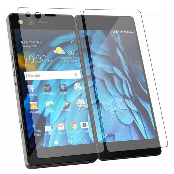 EVER STARS Tempered Glass Screen Protector for ZTE Axon M