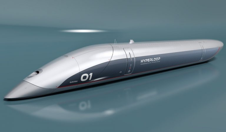First Feasibility Study On Hyperloop Crossing All US State Lines Is Underway