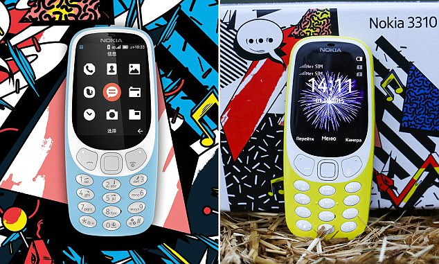 Nokia To Release New 3310 Which Will Be 4G Ready