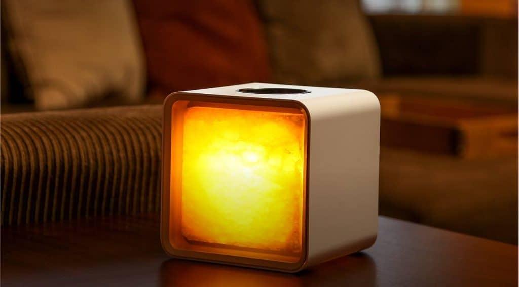smart salt lamp