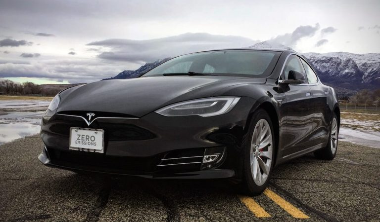 Tesla Model S Has The Ability To Withstand Ballistic And Bio Attacks