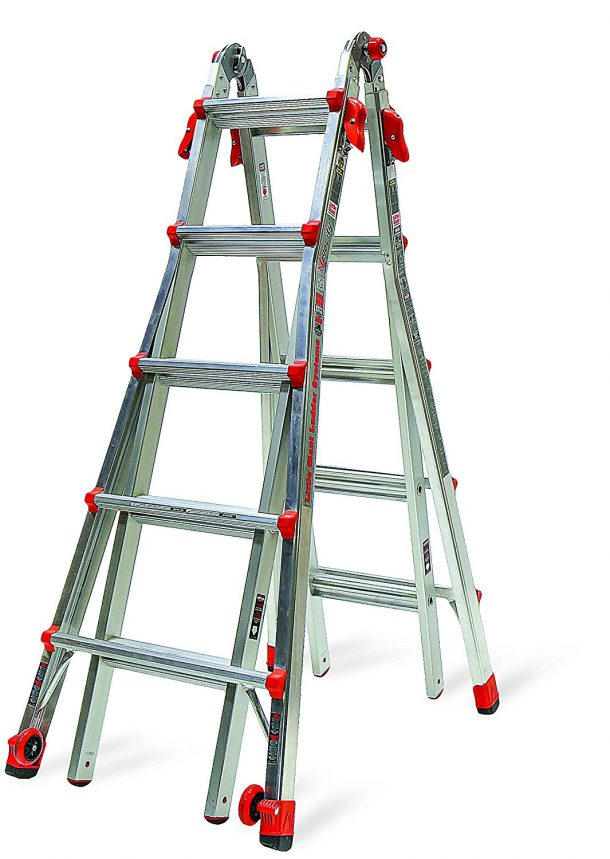 Collapsible Ladder 10 Ft : Best folding ladders